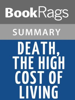 Death: The High Cost of Living by Neil Gaiman l Summary & Study Guide