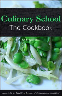Culinary School The Cookbook
