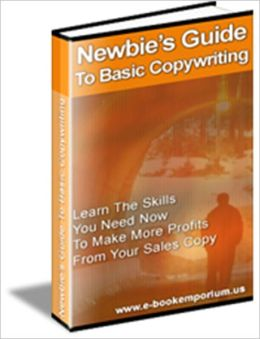 Highly Effective - Newbie's Guide to Basic Copy Writing