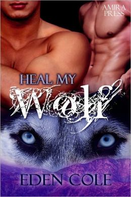Heal My Wolf [Gay M/M Shifter Erotic Romance]