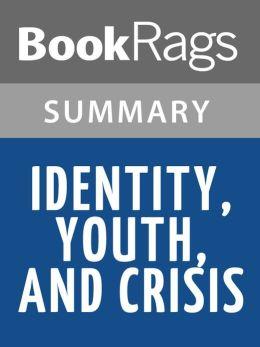 youth identity crisis essays Oku «identity: youth and crisis» erik h erikson rakuten kobo ile identity: youth and crisis collects erik h erikson's major essays on.