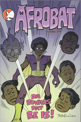 Afrobat (Comic Book BUNDLE)