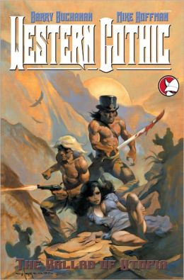 Western Gothic #1-3 (Comic Book Bundle)