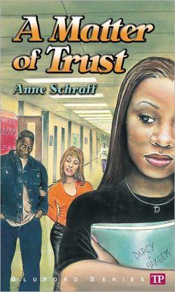 Matter of trust bluford series 2 by anne schraff 2940013017658