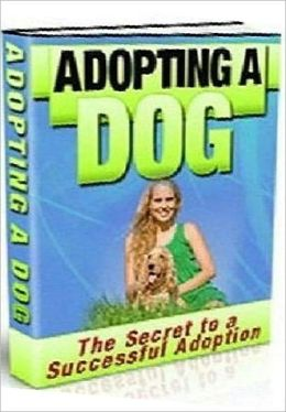Dog Lover Activities Manual Guide eBook - Adopting A Dog - Embarking on the great experience of being a dog owner
