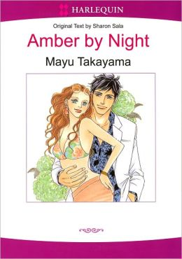 Amber by Night (Harlequin Romance Manga) - Nook Color Edition