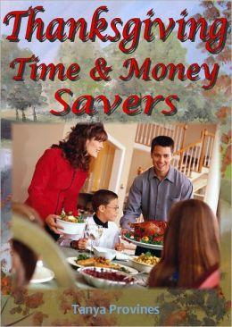 Thanksgiving Time & Money Savers
