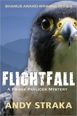 Flightfall - (Frank Pavlicek Mystery Series, Book 5)