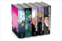The HP Mallory 5 Book Set, Jolie Wilkins Books 1 & 2, Dulcie O'Neil Books 1, 2 & 3