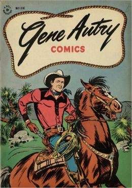 Gene Autry Comics - Issue #1 (Comic Book)