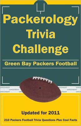Packerology Trivia Challenge: Green Bay Packers Football