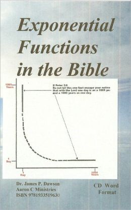 Exponential Functions in the Bible