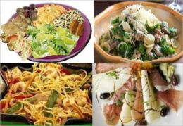 Delicious Italian dishes: Collection of 185 Italian recipes -