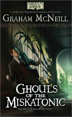 Arkham Horror: Ghouls of the Miskatonic