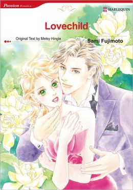 Lovechild (Romance Manga) - Nook Edition