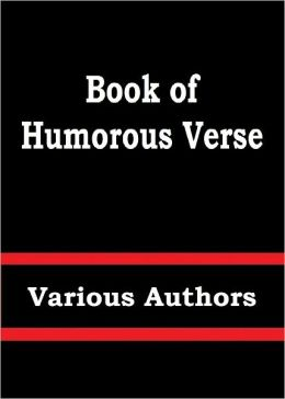 Book of Humorous Verse