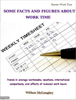 Some facts and figures about work time