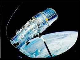 HISTORY OF HUBBLE SPACE TELESCOPE