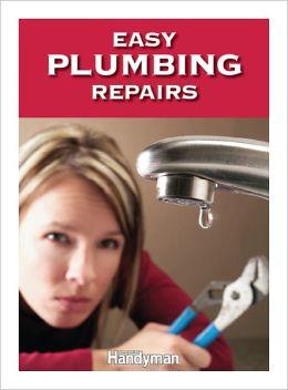 Easy Plumbing Repairs