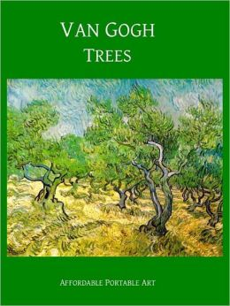 Van Gogh Trees [Illustrated]
