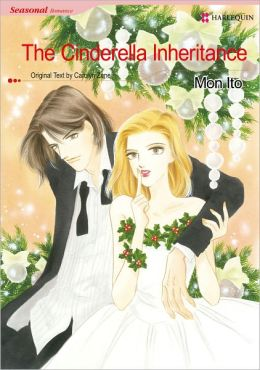 The Cinderella Inheritance (Romance Manga) - Nook Color Edition