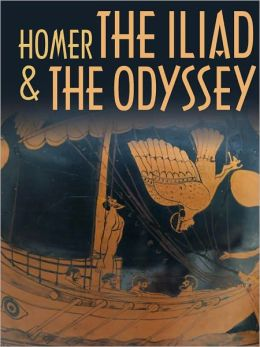 The Iliad and the Odyssey - Homer - (Best Version) - (Bentley Loft Classics book #30)