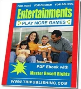 Adds Fun to Your Life - Entertainments for Home, Church and School