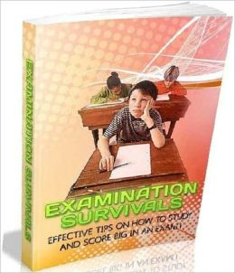 eBook about Examination Survivals - Child Development eBook NookBook..