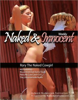 Rory The Naked Cowgirl - Naked and Innocent Weekly