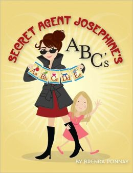 Secret Agent Josephine's ABC's