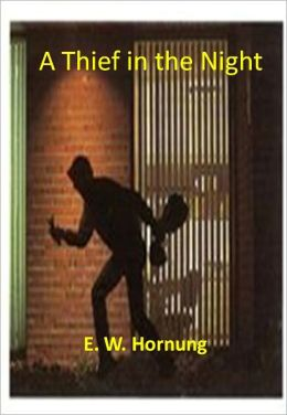 A Thief in the Night w/ Direct link technology (A Classic Detective Novel)