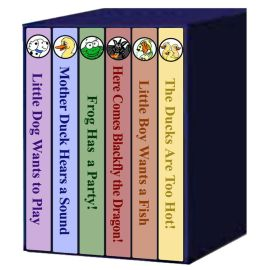 Sight Word Story Collection - 6 Easy Readers that are over 90% Sight Words!