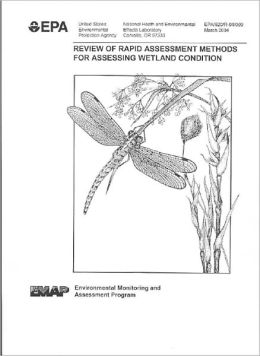 Review of Rapid Assessment Methods for Assessing Wetland Condition