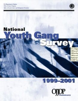 National Youth Gang Survey: 1999-2001