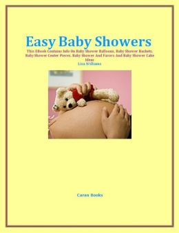 Easy Baby Showers