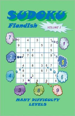 Sudoku Fiendish, Volume 1