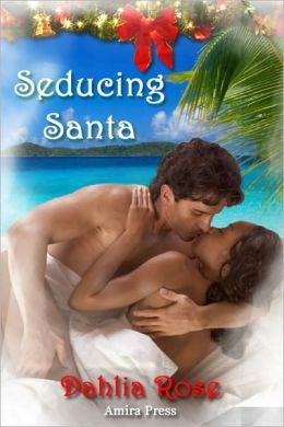 Seducing Santa [Interracial Erotic Romance]