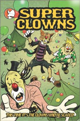 Super Clowns (Comic Book)