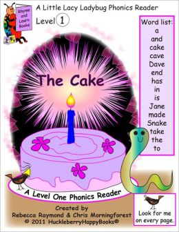 The Cake-A Level One Phonics Reader