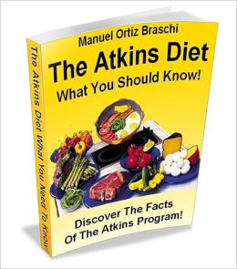 The Atkins Diet: What You Should Know!