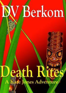 Death Rites (Kate Jones Thriller #3) Novella