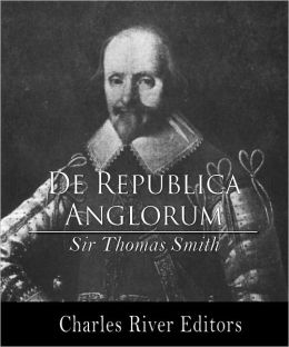 De Republica Anglorum (Formatted with TOC)