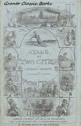A Tale of Two Cities( Classic Series) by Charles Dickens