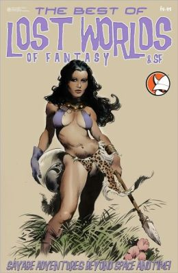 The Best of Lost Worlds of Fantasy (Comic Book)