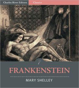 Frankenstein (Illustrated)