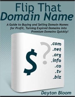 Flip That Domain Name: A Guide to Buying and Selling Domain Names for Profit, Turning Expired Domains Into Premium Domains Quickly