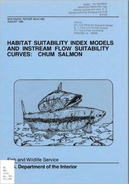 Habitat Suitability Index Models and Instream Flow Suitability Curves: Chum Salmon