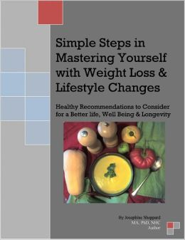 Simple Steps in Mastering Yourself with Weight Loss & Lifestyle Changes