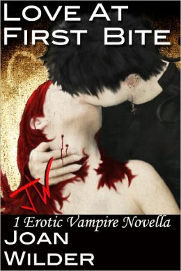 Love At First Bite (An Erotic Vampire Novella)