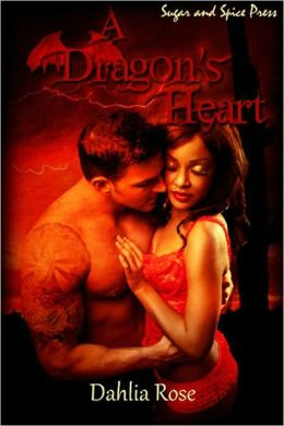 A Dragon's Heart [Interracial Shifter Erotic Romance]
